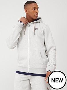 fila-tenconi-zip-through-fleece-hoodie-grey