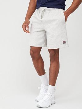 Fila Fila Vico Peached Fleece Shorts - Grey Picture