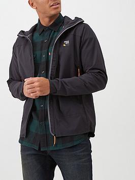 Sprayway Sprayway Anax Hooded Jacket - Black Picture