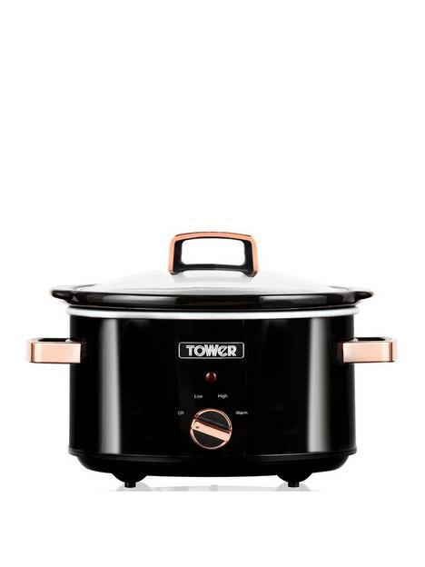 tower-t16018rg-35l-slow-cooker-rose-gold