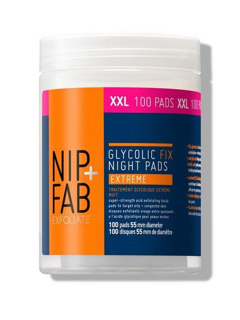 nip-fab-glycolic-fix-extreme-xxl-pads