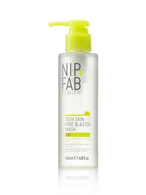 nip-fab-teen-skin-fix-pore-blaster-wash-day