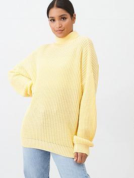 In The Style In The Style In The Style X Laura Jade Oversized Rib Knit  ... Picture