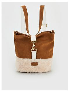 ugg-emalyn-bucket-sheepskin-bag-chestnut