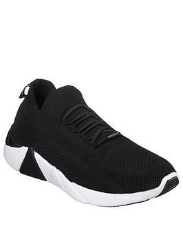 Skechers Skechers By Mark Nason A Line Rider Trainer - Black Picture