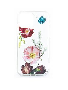 Ted Baker Ted Baker Ted Baker Forest Fruits Anti-Shock Clear Case For  ... Picture