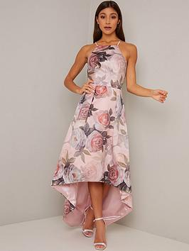 chi chi london Chi Chi London Shantal Dress - Mink Picture
