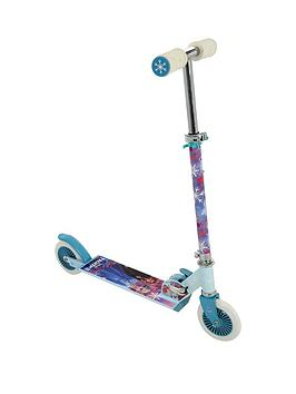 Disney Frozen Disney Frozen Folding In Line Scooter Picture