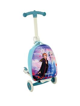 Disney Frozen Disney Frozen Frozen 2 Scootin' Suitcase Picture