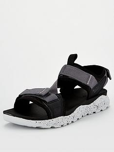 timberland-ripcord-2-strap-sandals-black