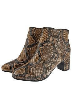 monsoon-selena-snake-ankle-boot-multi