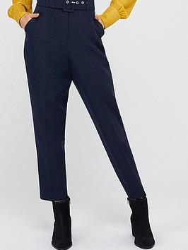 monsoon-erica-tapered-leg-trouser-navy