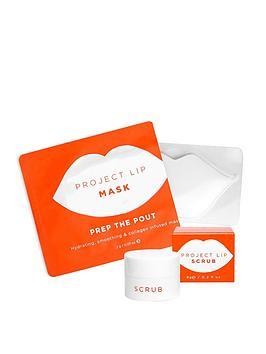 Project Lip Project Lip Project Lip 2Pc Set, Lip Scrub & Lip Mask Picture