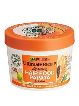 Garnier Garnier Ultimate Blends Hair Food Papaya Picture