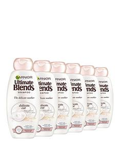 garnier-garnier-ultimate-blends-oat-milk-sensitive-scalp-shampoo-360ml-pack-of-6