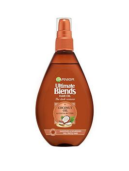 Garnier Garnier Ultimate Blends Coconut Hair Oil Picture