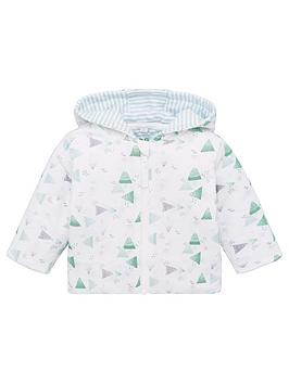 V by Very V By Very Baby Boys Padded Jacket - Multi Picture