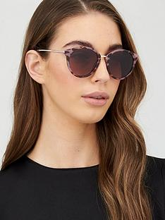 karen-millen-round-sunglasses