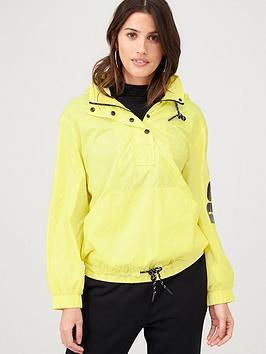 ugg-cameron-anorak-yellow