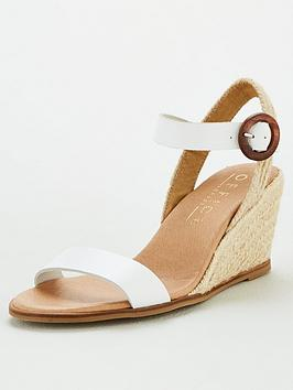 Office Office Mane Wedge Sandal Picture
