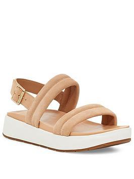 Ugg Ugg Lynnden Wedge Sandal - Bronze Picture