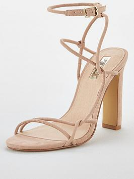 Office Office Hope Heeled Sandal - Nude Picture