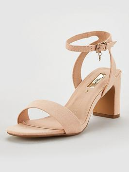 Office Office Makeover Heeled Sandals - Pink Picture