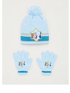 disney-frozen-toddler-girls-disney-frozen-2-hat-amp-glove-set-blue