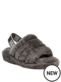 ugg-fluff-yeah-slide-slipper-charcoalnbsp