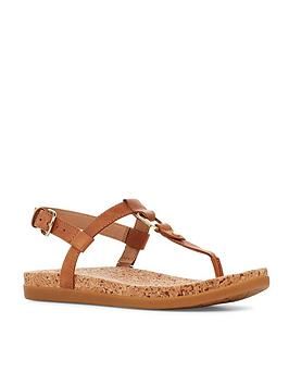 Ugg Ugg Aleigh Flat Sandal - Almond Picture