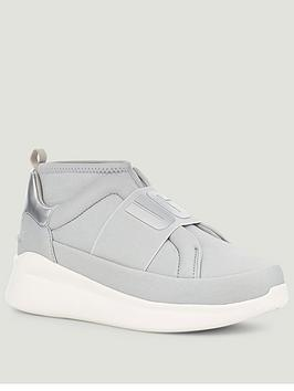 Ugg Ugg Neutra Trainer - Silver Picture