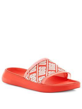 Ugg Ugg Ruette Slide - Coral Picture