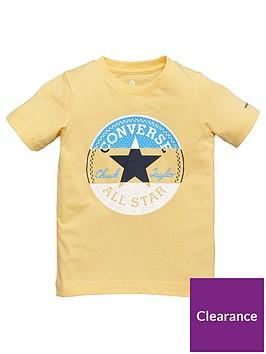 converse-chuck-patch-triple-split-tee-yellow