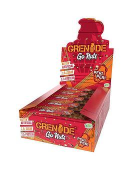 GRENADE Grenade Go Nuts Peri Peri Vegan Bar Picture