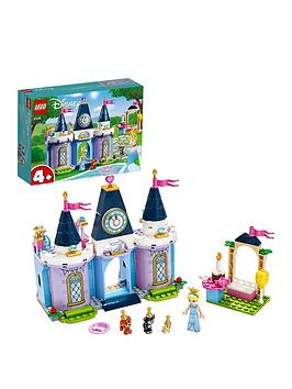 LEGO Disney Lego Disney 43178 Cinderella'S Castle Celebration Picture