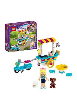 LEGO Friends Lego Friends 41389 Ice Cream Cart With Stephanie And Dog  ... Picture