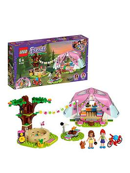 LEGO Friends Lego Friends 41392 Nature Glamping Adventure With Olivia And  ... Picture