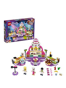 LEGO Friends Lego Friends 41393 Baking Competition With Stephanie And Cakes Picture