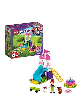 LEGO Friends Lego Friends 41396 Puppy Playground With Mia And 2 Dog Figures Picture