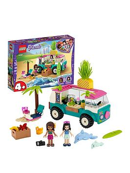 LEGO Friends Lego Friends 41397 Juice Truck With Emma Mini Doll And Beach  ... Picture