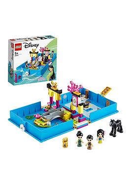 LEGO Disney Lego Disney 43174 Mulan'S Storybook Adventures Picture