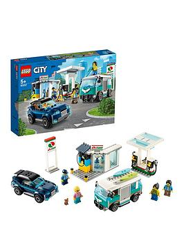 LEGO City Lego City 60257 Service Station Suv And Camper Van Picture