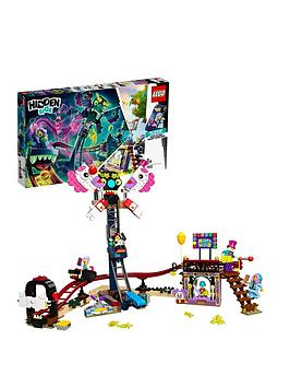 LEGO Hidden Side Lego Hidden Side 70432 Haunted Fairground With Ar Games  ... Picture