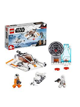 LEGO Star Wars Lego Star Wars 75268 4+ Snowspeeder, Defence Station And  ... Picture