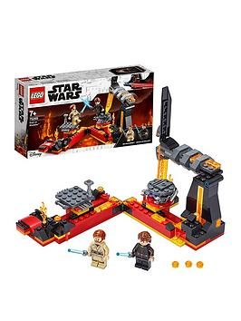 LEGO Star Wars Lego Star Wars 75269 Revenge Of The Sith: Duel On Mustafar Picture