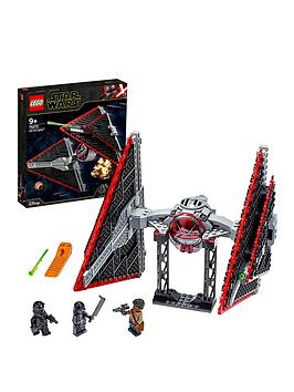 LEGO Star Wars Lego Star Wars 75272 The Rise Of Skywalker: Sith Tie Fighter Picture