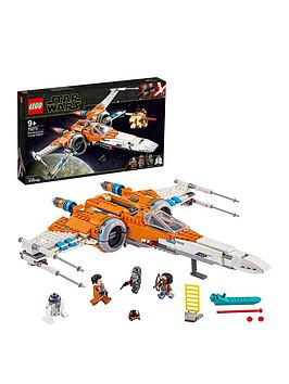 LEGO Star Wars Lego Star Wars 75273 Poe Dameron'S X-Wing Fighter Picture