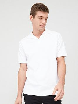Selected Homme Selected Homme Florian Polo Shirt - White Picture
