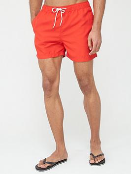 Selected Homme Selected Homme Classic Swim Shorts - Berry Picture