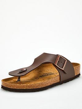 Birkenstock Birkenstock Ramses Sandal - Dark Brown Picture